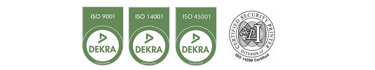 Image : Surys - Group - Certifications and accreditations